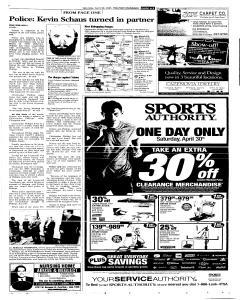 Syracuse Post Standard, April 30, 2005, Page 3