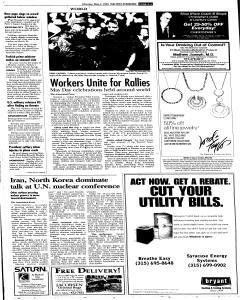 Syracuse Post Standard, May 02, 2005, Page 5