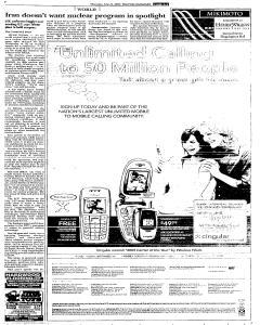 Syracuse Post Standard, May 05, 2005, Page 12