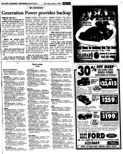 Syracuse Post Standard, May 05, 2005, Page 294