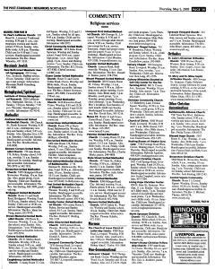 Syracuse Post Standard, May 05, 2005, Page 338