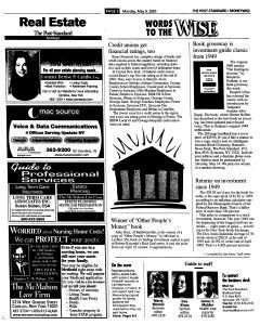 Syracuse Post Standard, May 09, 2005, Page 44