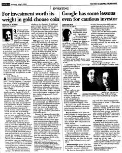 Syracuse Post Standard, May 09, 2005, Page 51