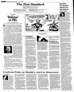 Syracuse Post Standard, May 09, 2005, Page 65
