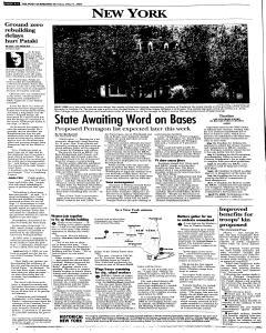 Syracuse Post Standard, May 09, 2005, Page 95