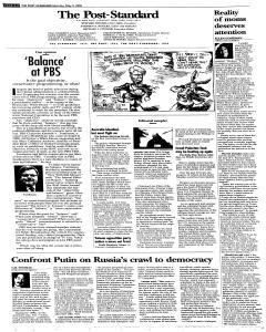 Syracuse Post Standard, May 09, 2005, Page 97