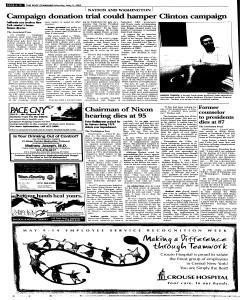 Syracuse Post Standard, May 09, 2005, Page 99
