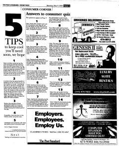 Syracuse Post Standard, May 09, 2005, Page 47