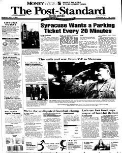 Syracuse Post Standard, May 09, 2005, Page 58