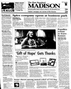Syracuse Post Standard, May 09, 2005, Page 84