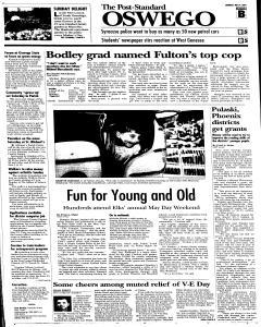 Syracuse Post Standard, May 09, 2005, Page 100