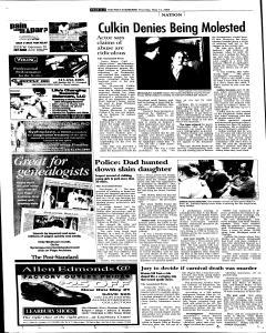 Syracuse Post Standard, May 12, 2005, Page 4