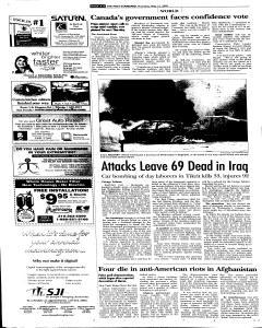 Syracuse Post Standard, May 12, 2005, Page 8