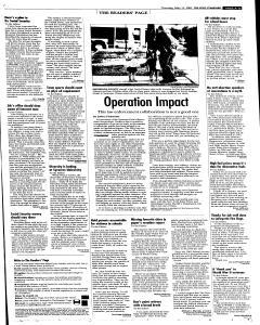 Syracuse Post Standard, May 12, 2005, Page 15