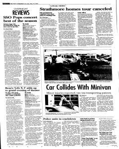 Syracuse Post Standard, May 14, 2005, Page 10