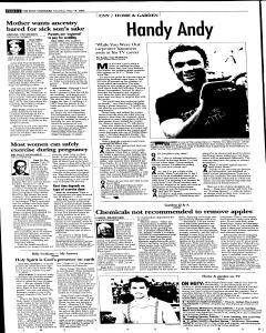Syracuse Post Standard, May 14, 2005, Page 32