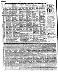 Syracuse Post Standard, May 14, 2005, Page 42