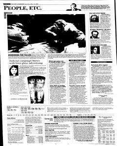 Syracuse Post Standard, May 14, 2005, Page 89