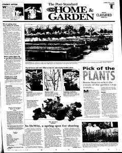 Syracuse Post Standard, May 14, 2005, Page 31
