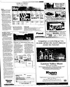 Syracuse Post Standard, May 14, 2005, Page 33