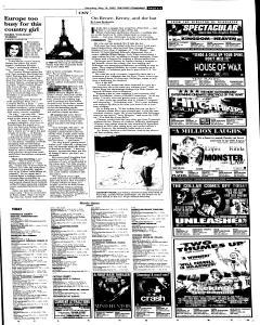 Syracuse Post Standard, May 14, 2005, Page 35