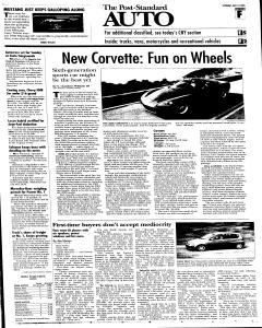 Syracuse Post Standard, May 14, 2005, Page 43