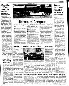 Syracuse Post Standard, May 14, 2005, Page 72