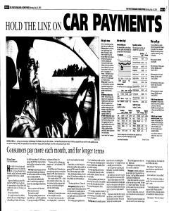Syracuse Post Standard, May 16, 2005, Page 50