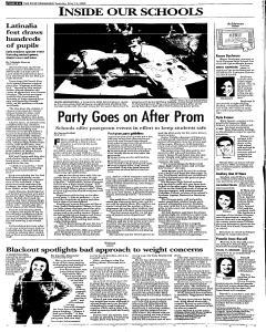 Syracuse Post Standard, May 17, 2005, Page 85