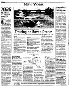 Syracuse Post Standard, May 17, 2005, Page 91