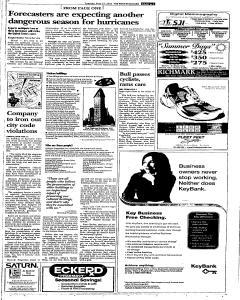 Syracuse Post Standard, May 17, 2005, Page 74