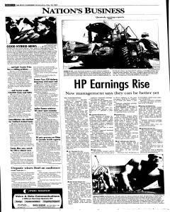 Syracuse Post Standard, May 18, 2005, Page 24
