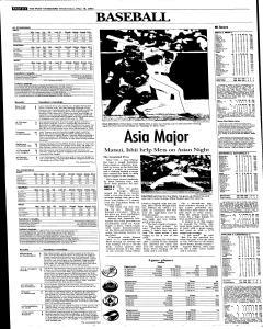 Syracuse Post Standard, May 18, 2005, Page 28