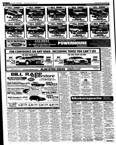 Syracuse Post Standard, May 18, 2005, Page 52