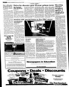 Syracuse Post Standard, May 18, 2005, Page 124
