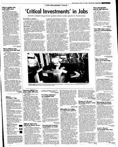 Syracuse Post Standard, May 18, 2005, Page 13