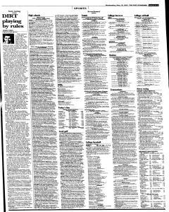 Syracuse Post Standard, May 18, 2005, Page 33