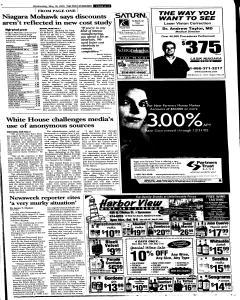 Syracuse Post Standard, May 18, 2005, Page 75