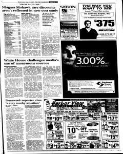 Syracuse Post Standard, May 18, 2005, Page 95