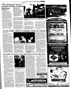 Syracuse Post Standard, May 20, 2005, Page 39