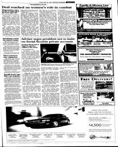 Syracuse Post Standard, May 20, 2005, Page 105