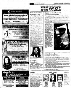 Syracuse Post Standard, May 23, 2005, Page 91