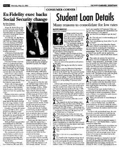 Syracuse Post Standard, May 23, 2005, Page 95