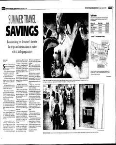Syracuse Post Standard, May 23, 2005, Page 103