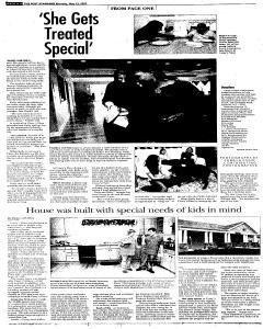 Syracuse Post Standard, May 23, 2005, Page 125