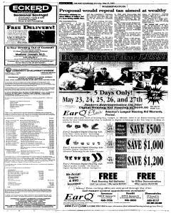 Syracuse Post Standard, May 23, 2005, Page 201