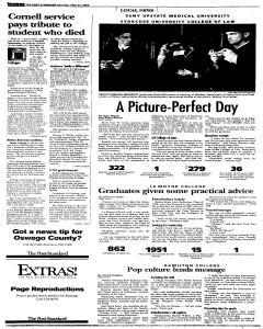Syracuse Post Standard, May 23, 2005, Page 205