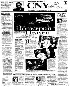 Syracuse Post Standard, May 23, 2005, Page 53