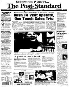 Syracuse Post Standard, May 23, 2005, Page 151