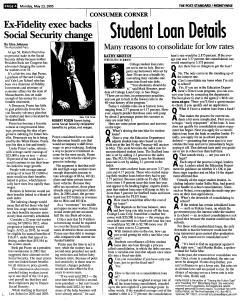 Syracuse Post Standard, May 23, 2005, Page 96